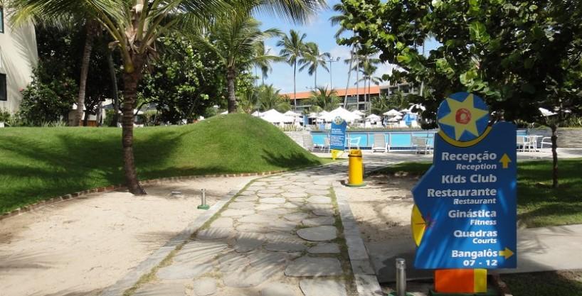 Flats Marulhos Resort