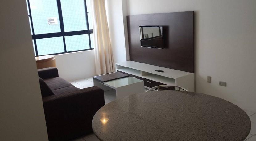 img-da-sala-do-apartamento-para-aluguel-golden-home-service-praia-de-boa-viagem-recife-pe